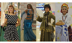 12 ярких мамочек на кастинге конкурса «Миссис Екатеринбург»