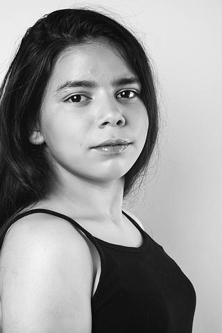 Полина Чебакова, «Топ модель по-детски-2016», фото