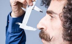 ученые обнаружили связь длиной пениса размером носа