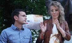 Ксению Собчак и Илью Яшина признают парой года?