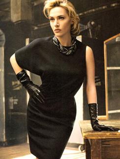 Кейт Уинслет (Kate Winslet) в рекламной кампании St. John, осень-зима 2011 - 2012