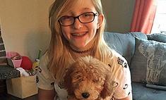 Слепнущая девочка: «Хочу успеть увидеть побольше хорошего»