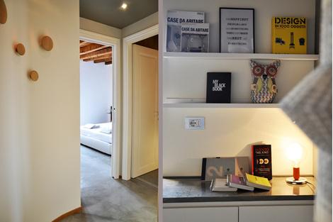 Топ-10: дизайнерские квартиры в Милане | галерея [3] фото [8]