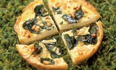 Пицца моцарелла-руккола