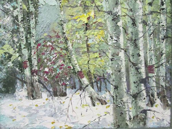 Картины сибирской природы как живые.