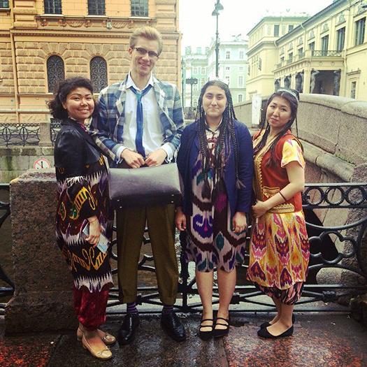 Сын Михаила Ефремова переехал в Петербург: фото, подробности