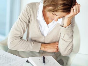 Стресс на работе отнимает время и нервы