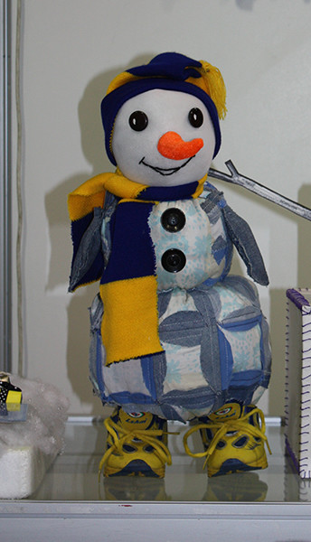Тортом весом более 100 кг угостят ростовчан на конкурсе снеговиков
