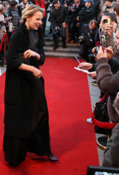 национальный кинофестиваль дебютов «Движение», Александра Ребенок