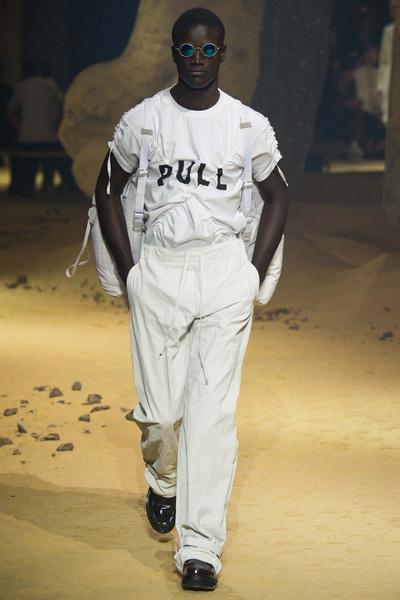 Неделя мужской моды в Париже: лучшие показы | галерея [5] фото [8]