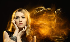 Обжигание волос открытым огнем: чудачество или реальная польза?
