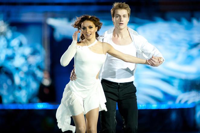 Татьяна Навка и Алексей Воробьев фото