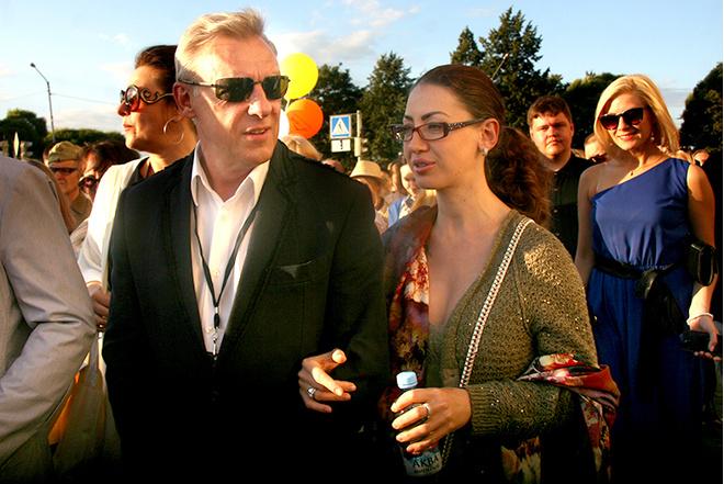 Александр Половцев новая жена фото