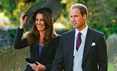 Свадебное путешествие Уильяма и Кэтрин отложено