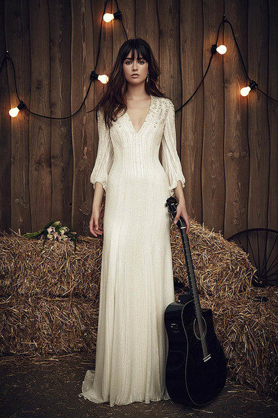 Лучшие коллекции Недели свадебной моды   галерея [6] фото [16]