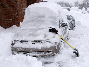снег, заносы, зима