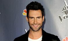 Вокалист группы Maroon 5 Адам Левин женился