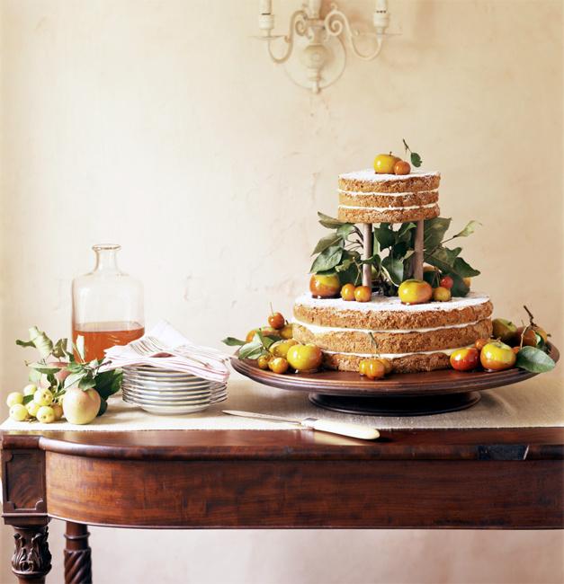Оренбург свадебный торт