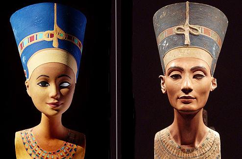 Барби Нефертити
