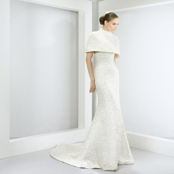 ЗАМУЖ НЕВТЕРПЕЖ: 10 самых красивых свадебных коллекций сезона | галерея [3] фото [7]