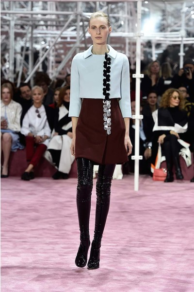 Показ Dior Haute Couture   галерея [1] фото [7]