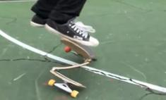 скейтбордист мэтт томазелло создает новые снаряды выполняет трюки