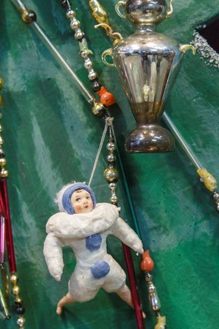 Пермь: выставка елочных игрушек