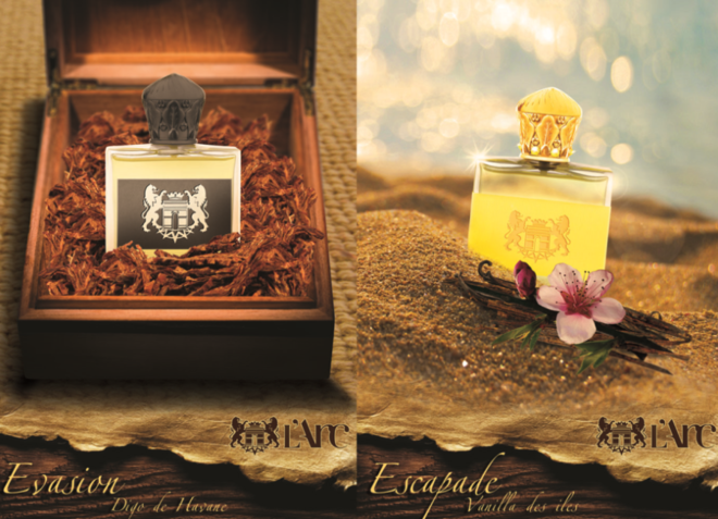 Новые ароматы L`Arc