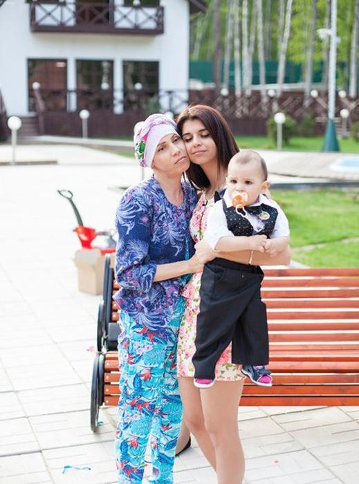 Светлана Устиненко борется с раком