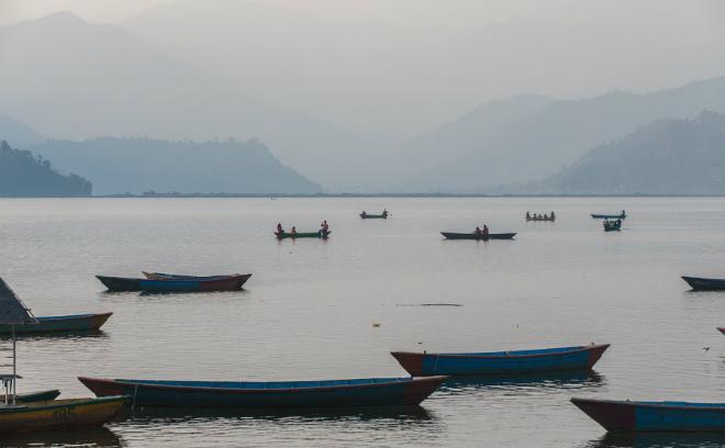 Омск, путешествия, Непал