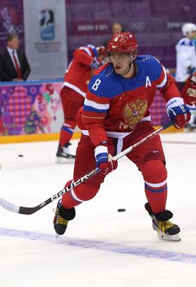 хоккей Александр Овечкин