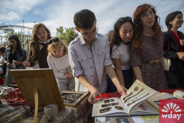 Международный фестиваль культур CultFest Уфа