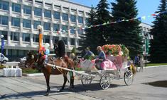 Пятница в Ульяновске – верхом с ветерком