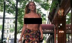 Дочь Брюса Уиллиса прошлась голой по Нью-Йорку
