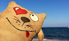 Кот-путешественник: 15 селфи из разных стран