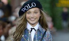12-летняя звезда клипа Sia стала моделью