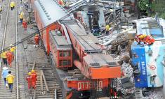 56 человек пострадали при столкновении пассажирских поездов в Бельгии