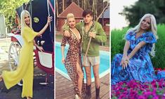 13 образов Алены Вражевской: охотница, скромница, красавица
