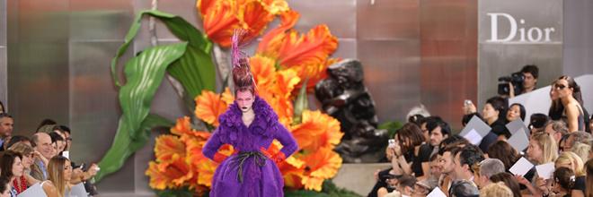 Неделя моды Haute Couture