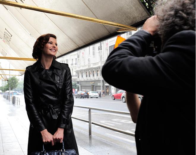 Линда Евангелиста – лицо торговой марки Loewe