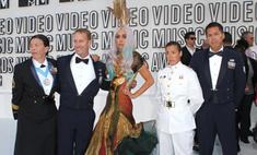 Звездный тандем: Армани оденет Леди ГаГа