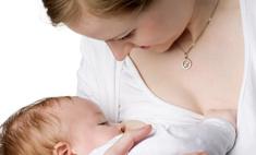 Изучаем особенности питания кормящей мамы