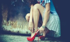 Уход за обувью: смягчение кожи