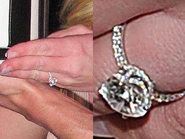 Обручальное кольцо Бритни Спирс