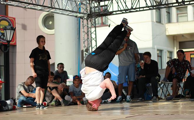 Хип-хоп танцы