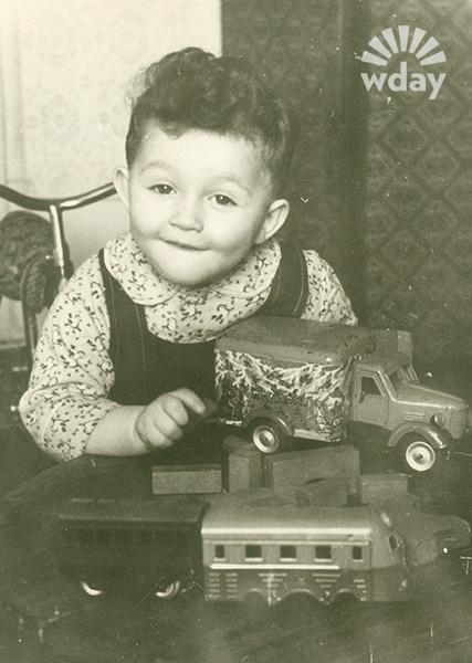 Дмитрий Дибров, юбилей, фото