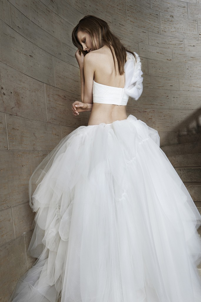 Самые необычные свадебные наряды 2014 (ФОТО) 1mgn.ru