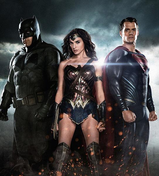 Фильм «Бэтмен против Супермена: На заре справедливости», фото