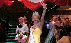 Красноярка Ксения Смирнова – вторая вице-миссис конкурса «Миссис Хрустальная корона Сибири»