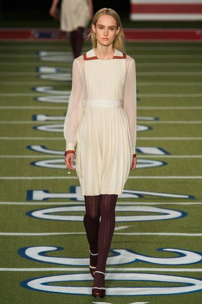 Показ Tommy Hilfiger на Неделе моды в Нью-Йорке | галерея [2] фото [37]